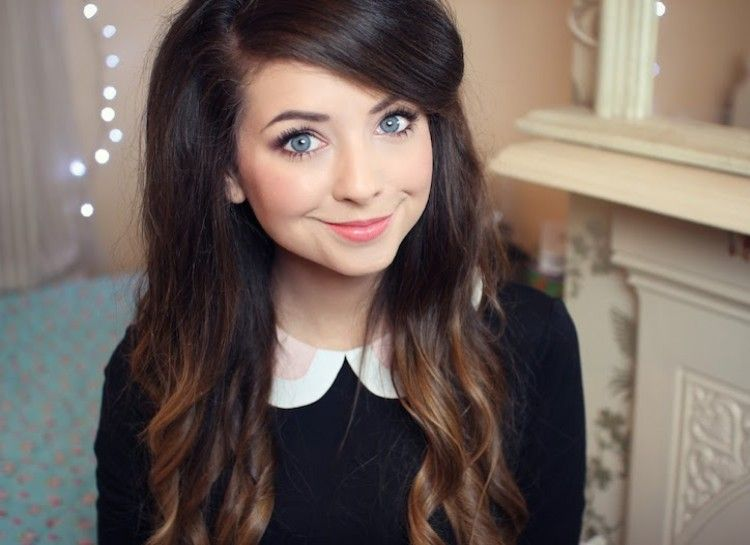 Top 10 Beauty Youtubers Who Will Inspire Your Next Look Beauty Youtubers Zoella Beauty Hair Beauty