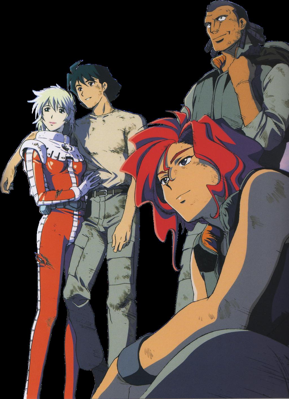 Gundam 08th Ms Team Render By Bryan1213 On Deviantart Gundam Art Gundam Ms Teams