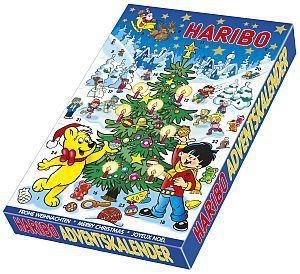 Haribo Weihnachten.Haribo Adventskalender 300 G Weihnachten Haribo Adventskalender