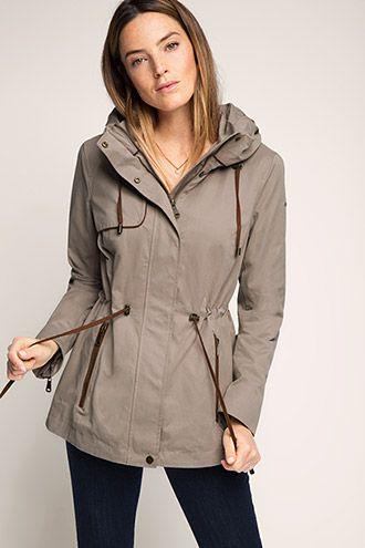 0f682979 Urban Field Jacket // Esprit | Spring Things | Pinterest | Field ...
