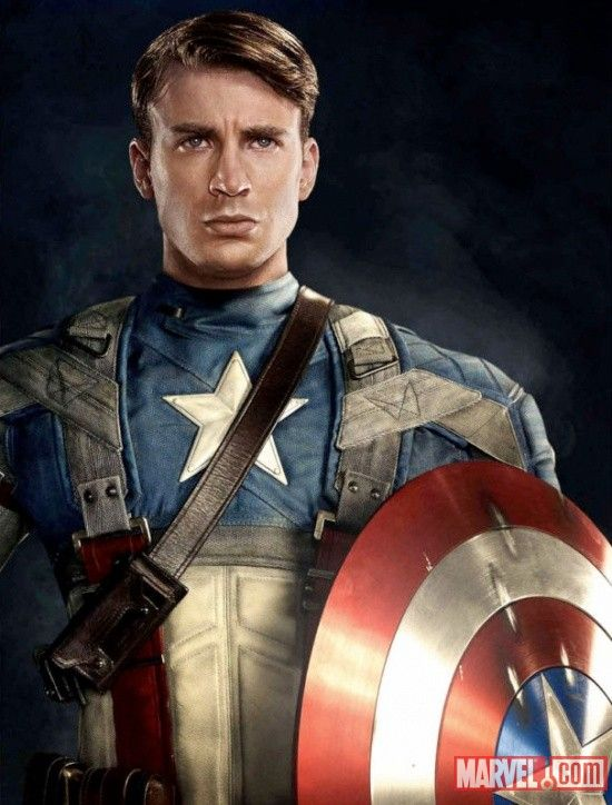 marvel film captain america