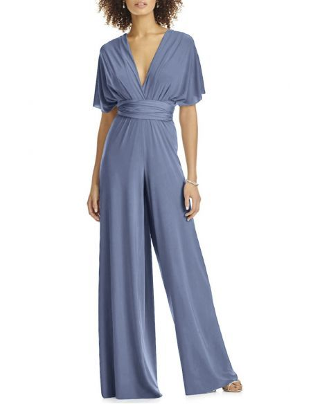 Convertible Jumpsuit Infinity Bridesmaid jumpsuit / Jumper
