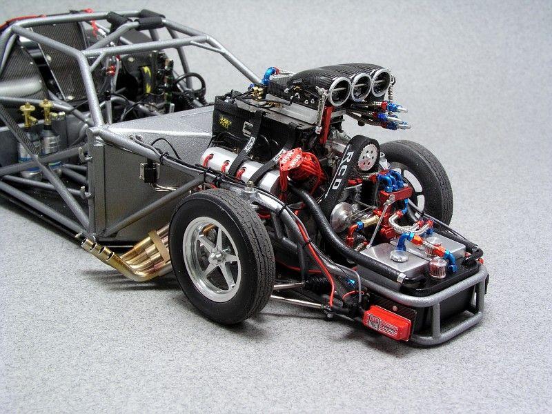 WIP 70 5 Camaro Pro Mod - Scale Auto Magazine - For building plastic