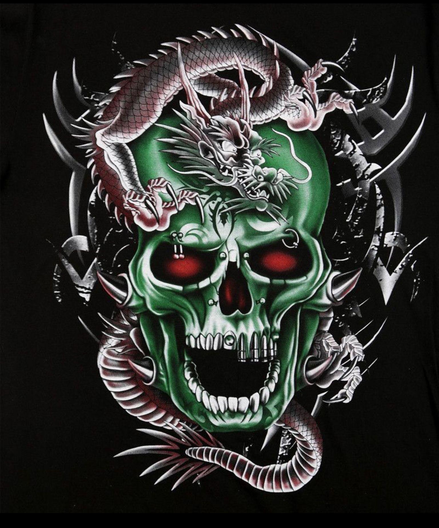 Skull Artwork, Skull Wallpaper
