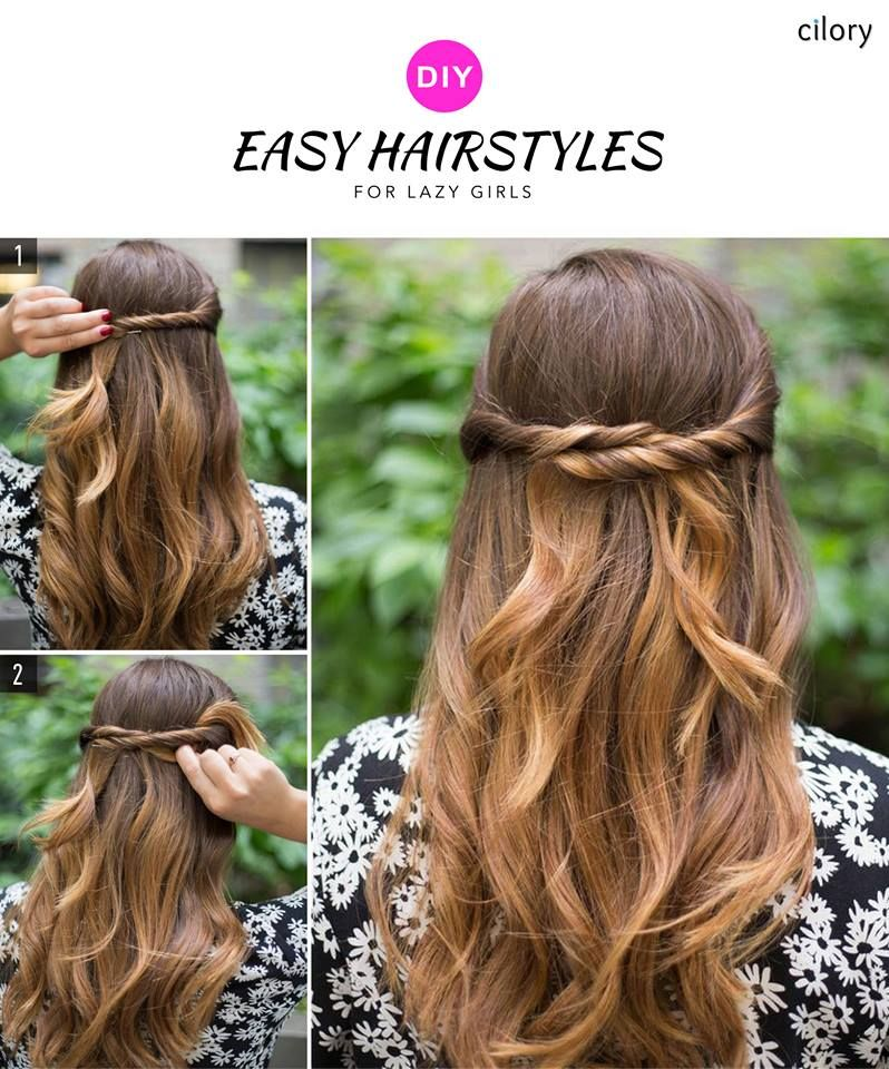 46 Exquisitely Beautiful Diy Easy Hairstyles To Turn You