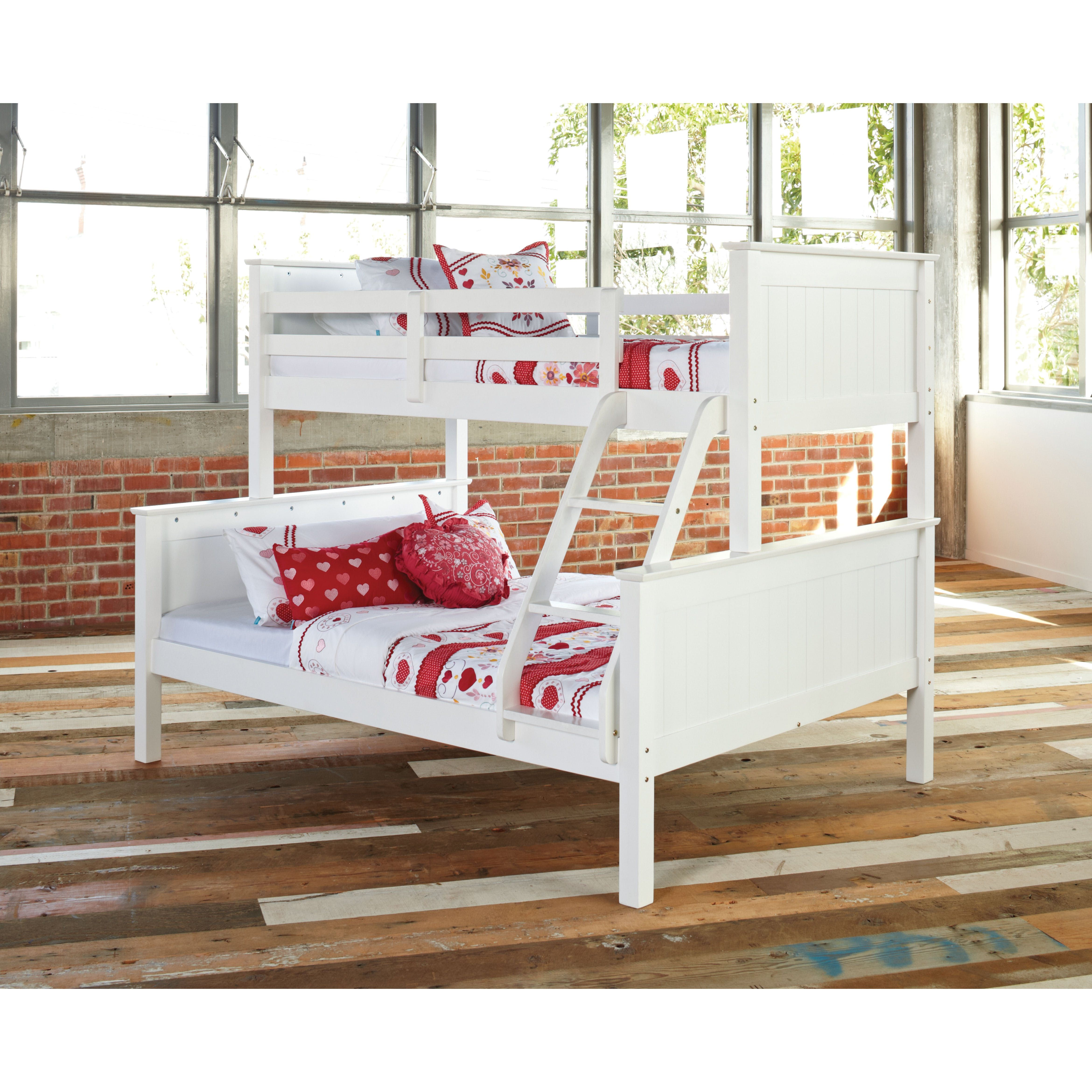 Selena duo bunk bed frame by nero furniture harvey norman new selena duo bunk bed frame by nero furniture harvey norman new zealand jeuxipadfo Choice Image