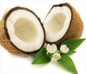 Huile de coco vierge (bio) | Huile de coco, Recettes d