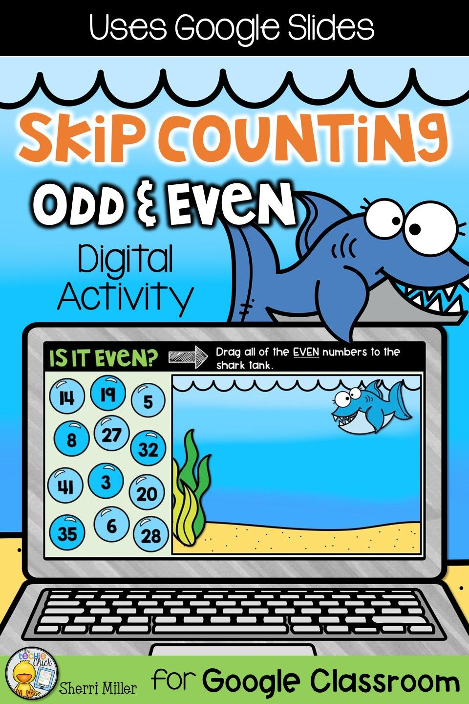 Skip Counting Odd Even Math Activity For Google Classroom Math Activities Google Classroom Math [ 1440 x 960 Pixel ]