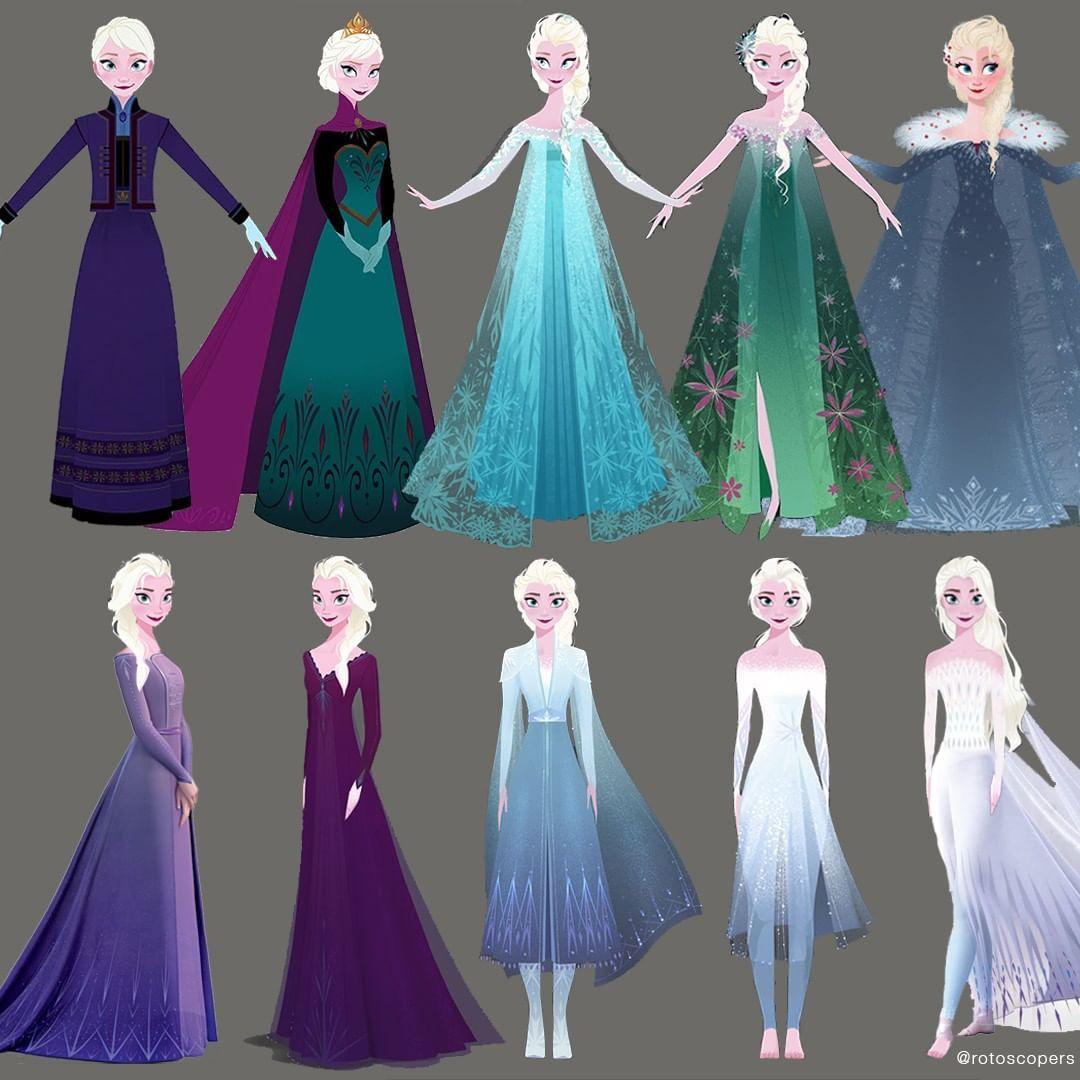 Pin on Disney Frozen franchise