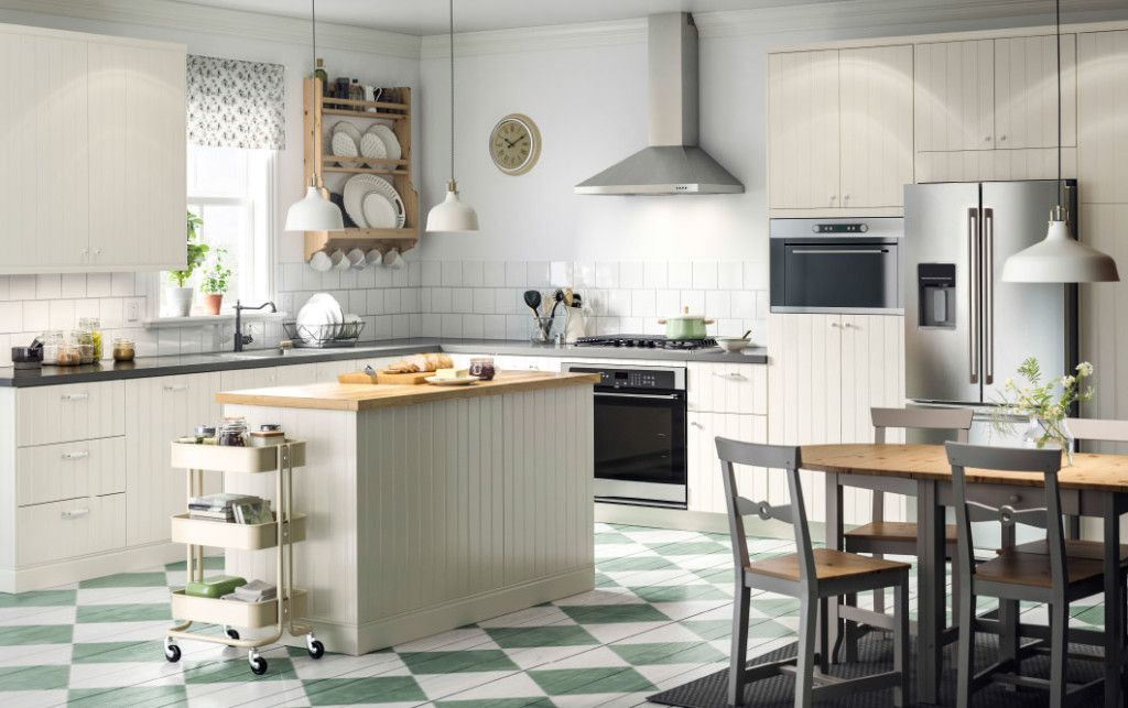 Ikea Door Style Of The Week Hittarp Inredning Kok Kokso