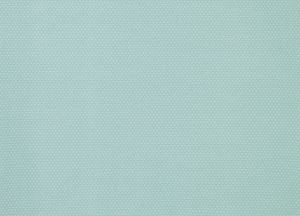 Amie Duck Egg Blue Dobby Cotton Upholstery Fabric Laura