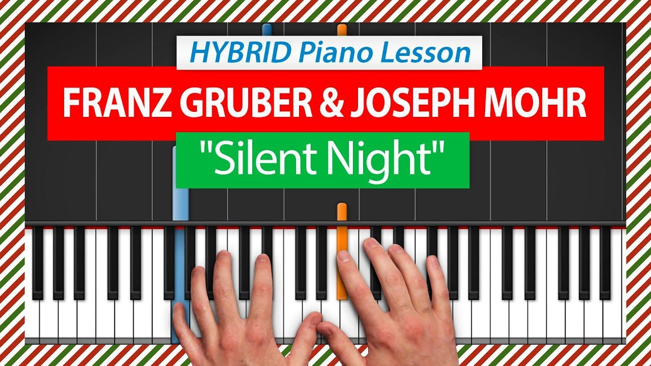 """ALL PARTS FREE How To Play """"Silent Night"""" by Franz"""