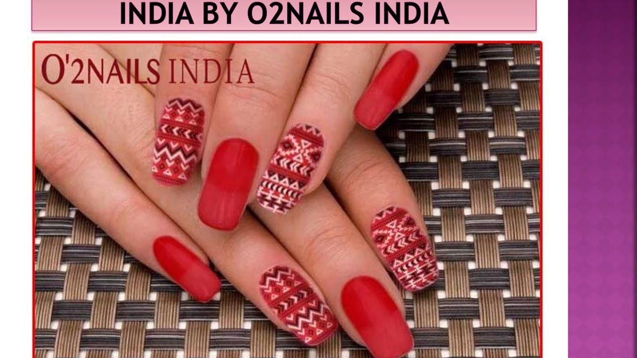 Customize Nails Art Nail Art In India By O2nails India 1 Desktop