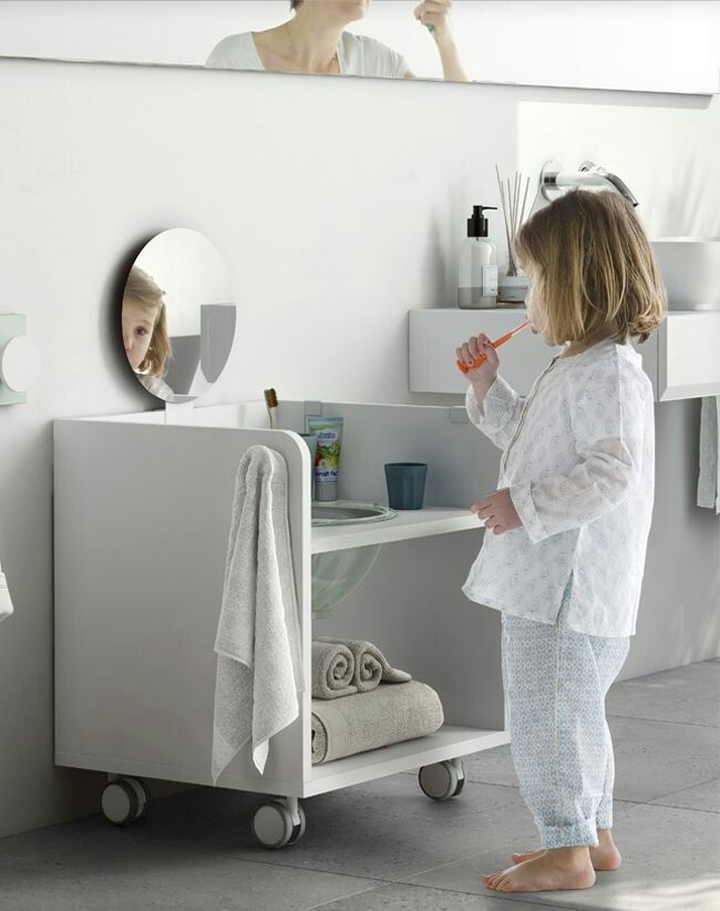 Pin Von Dine K Auf Bergmadchen Kind Badezimmer Kinder Badezimmer Baby Badezimmer