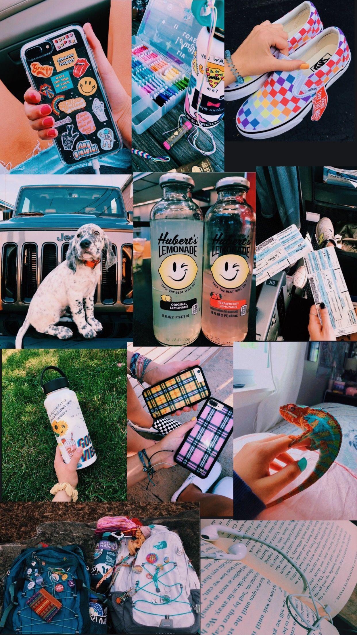 Pin By Ashlyne Healey On Summa Aesthetic Collage Summer