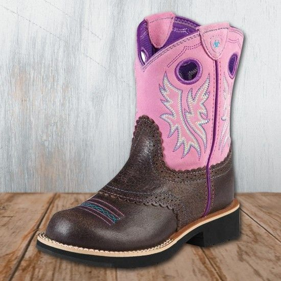 Ariat Childrens Boots - Yu Boots