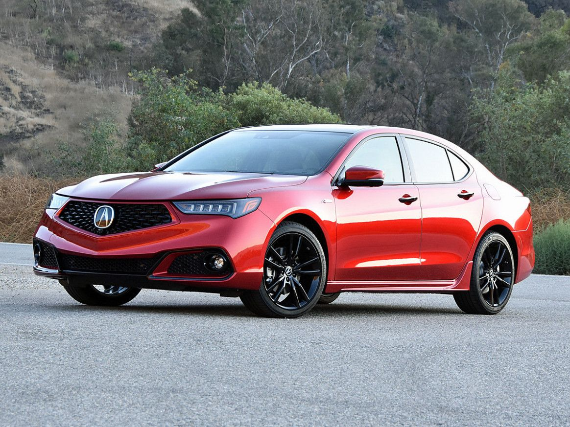 10 Picture 2020 Acura Tlx Gas Type in 2020 Acura tlx