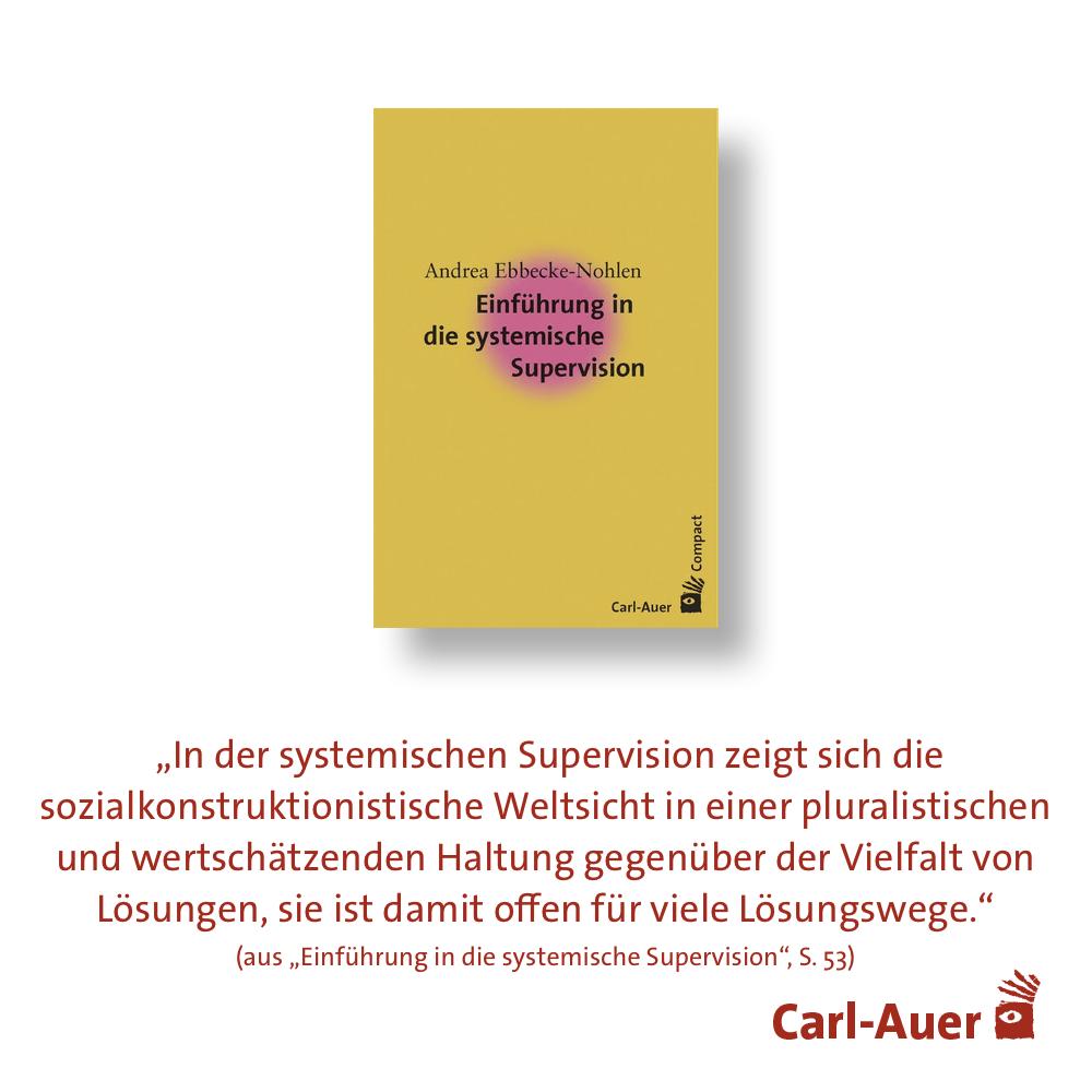 Einfuhrung In Die Systemische Supervision Systemisch Buchzitate Bucher Zitate