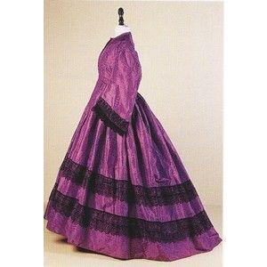 Museo Piraino Abbigliamento Femminile - 1860-1880