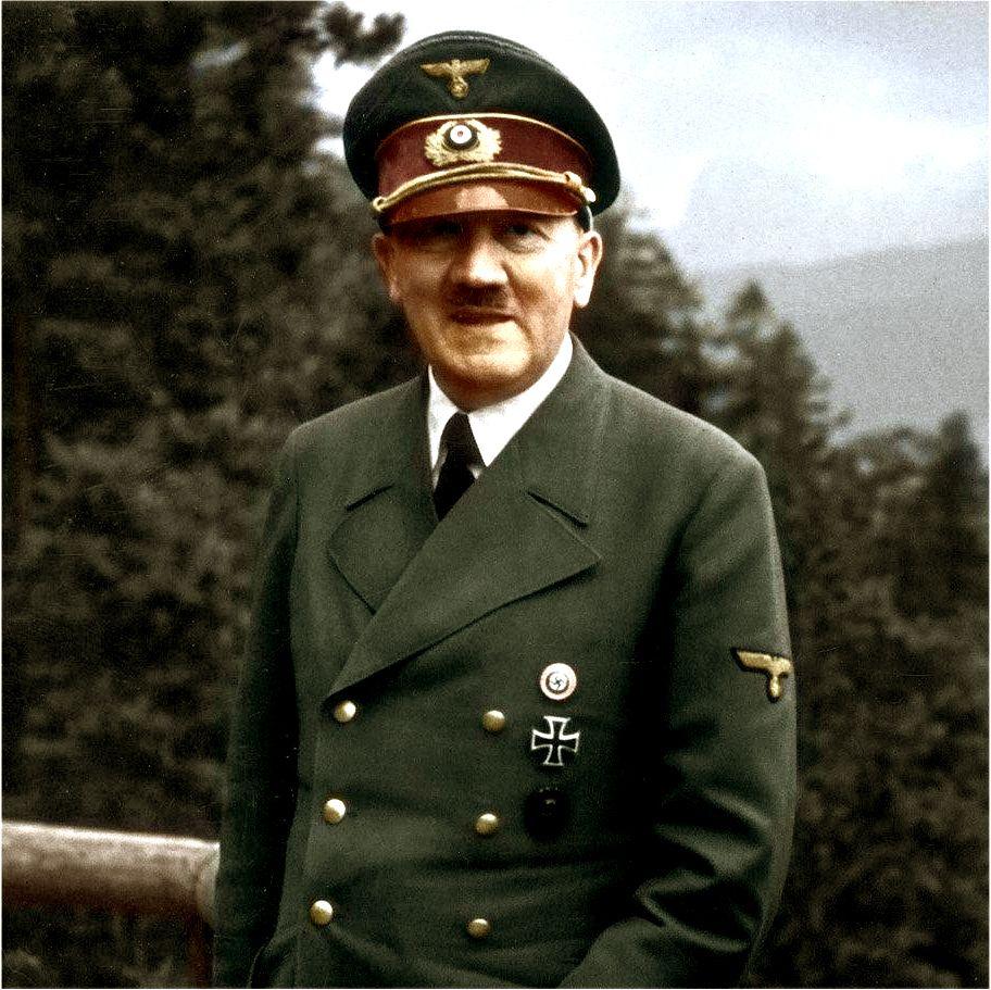 Adolf Hitler | Adolf | Pinterest | Rare historical photos ...