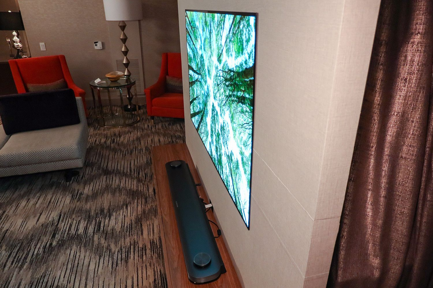 Lgs Stunning Wallpaper Oled Sets The Standard By Which
