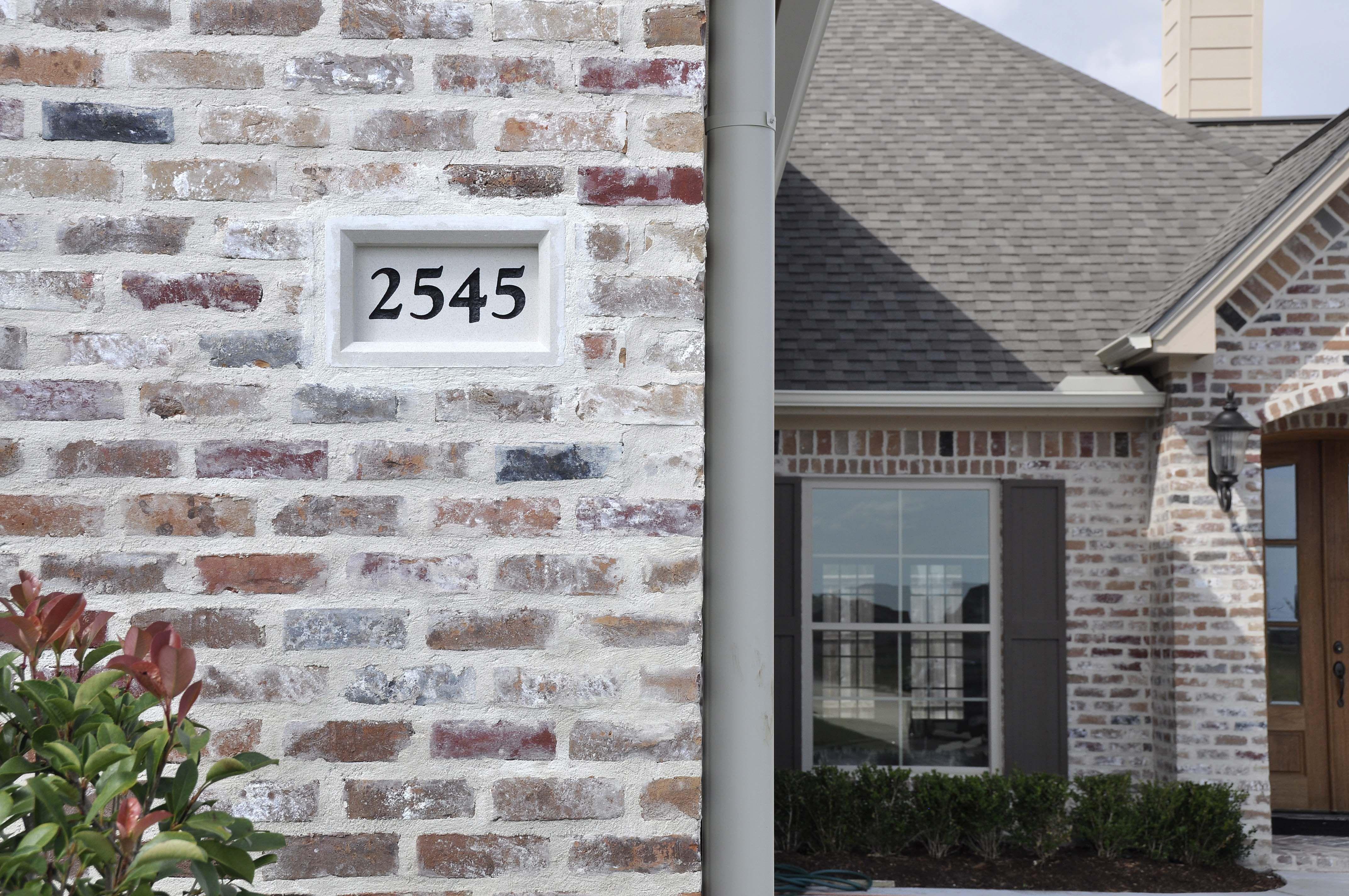 Old Texas Brick Brick Exterior House House Exterior Red Brick Exteriors