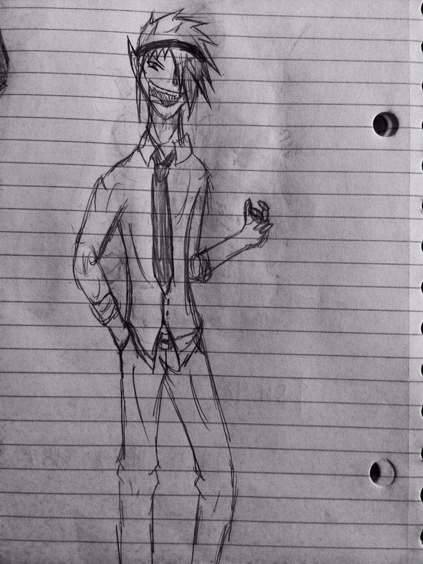 My Demon high oc Kole
