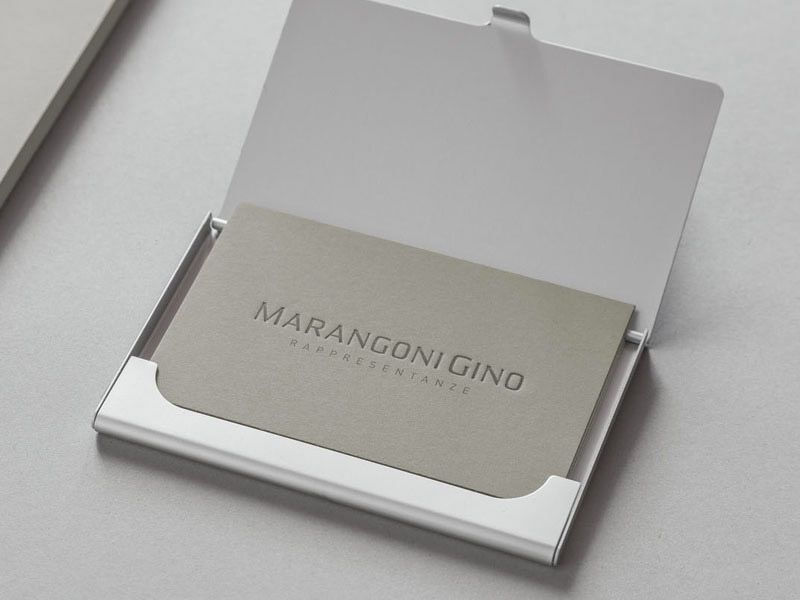20 Minimalistic Business Card Designs For You To See | Elegant ...