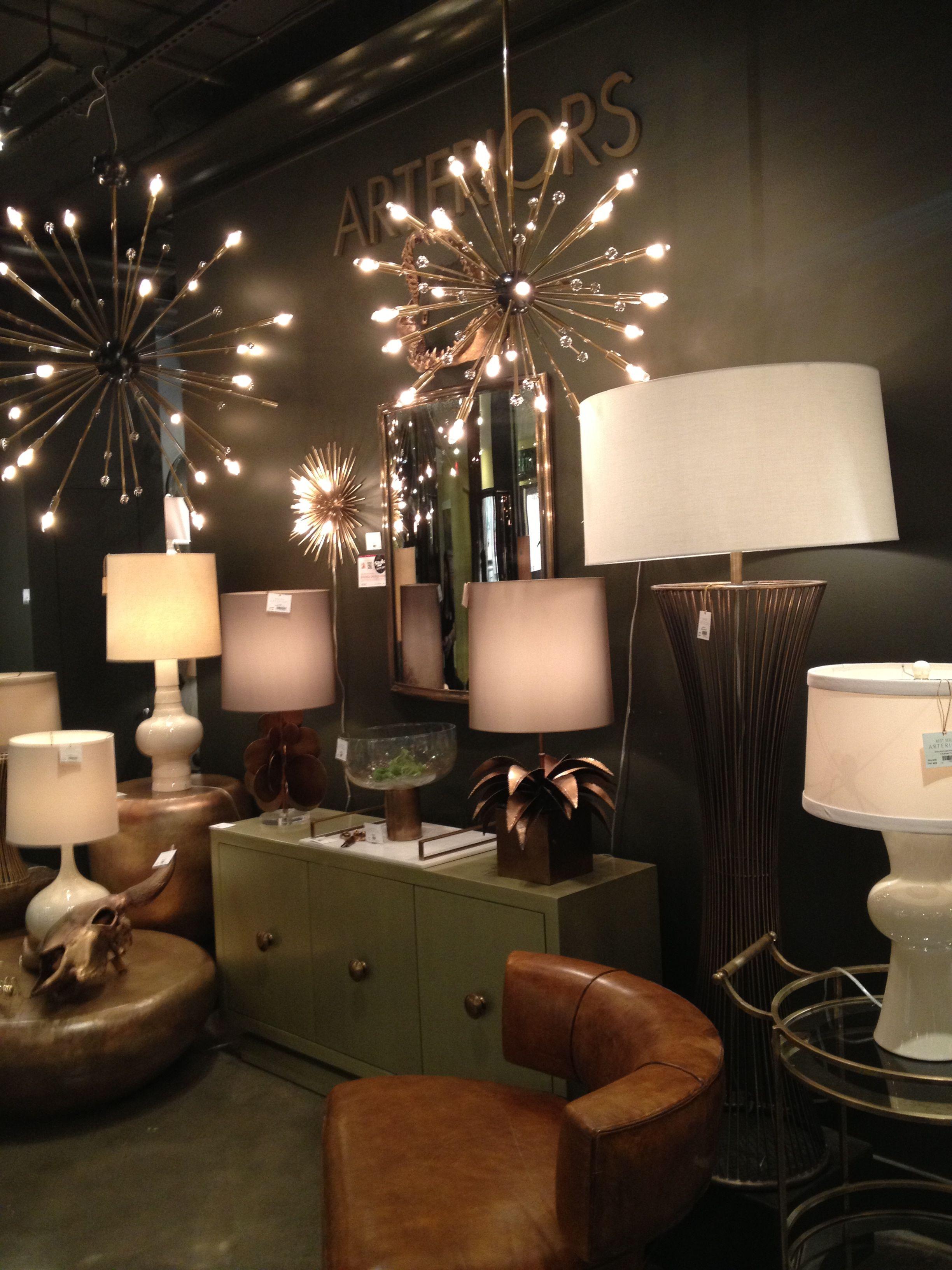 Arteriors lighting showroom- High Point NC & Arteriors lighting showroom- High Point NC | Home Decor ... azcodes.com