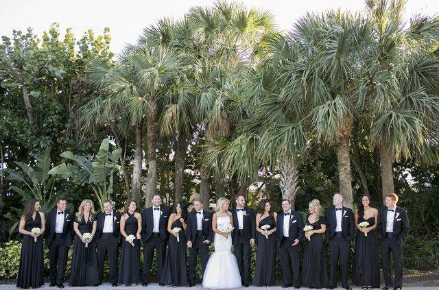Dockside Black Tie Wedding: Brittany & Matt at Admiral\'s Cove ...