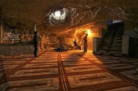 Image Result For الصخرة المعلقة في القدس Fireplace Home Decor Natural Landmarks