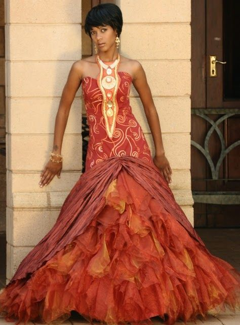 African Wear For Couples Google Search African Wedding Dress