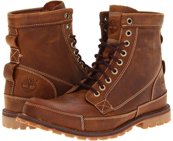 Timberland Earthkeepers Rugged Original Leather 6 Boot Brown Footwear On Style Com