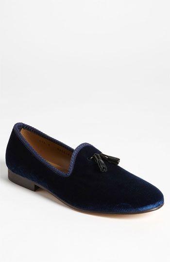 9fd3e1a03 Del Toro Velvet Tassel Loafer | Nordstrom | Wardrobe: Killer Shoes ...