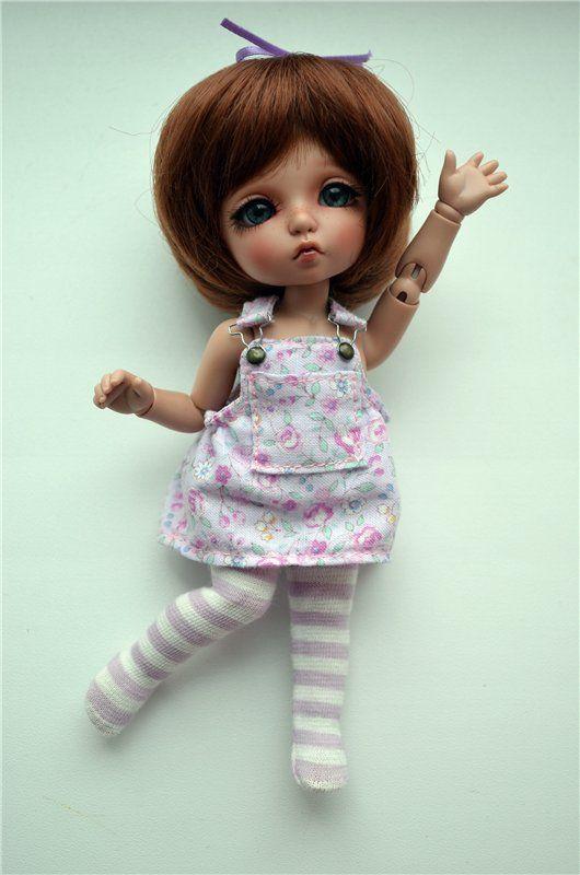 Комплектик для Пукифи и подобных кукол. / Все для BJD / Шопик. Продать купить куклу / Бэйбики. Куклы фото. Одежда для кукол