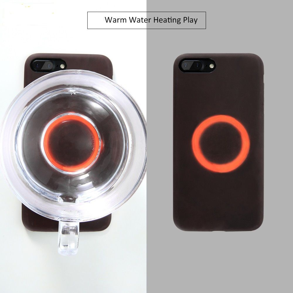 Thermal Sensor Case For Iphone 6 6s 6 Plus 7 7 Plus Iphone Cases Iphone Classic Phones