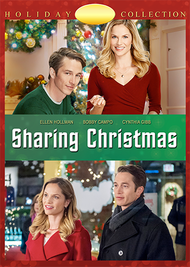 Sharing Christmas Hallmark.Sharing Christmas 2017 Dvd Hallmark Movies In 2019