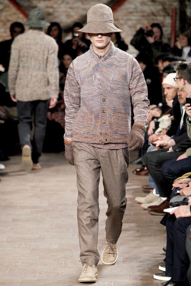 Missoni Fall 2011 | Milan Fashion Week
