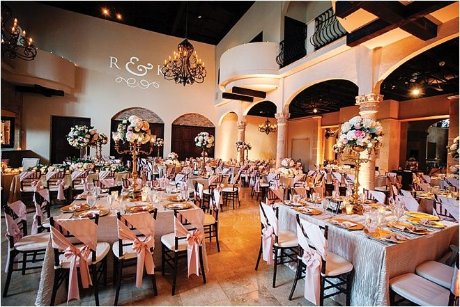 Blush Ivory Gold Wedding at The Bell Tower on 34th Street