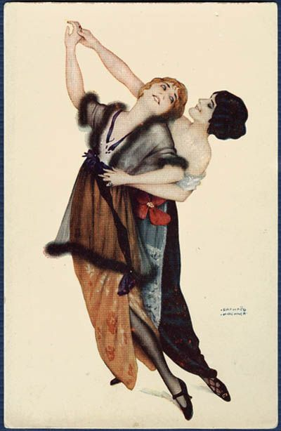 Raphael Kirchner - Ladies Dance