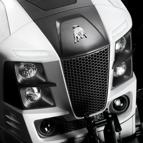 Lamborghini Nitro Tractor Giugiaro Design Powerful Outstanding