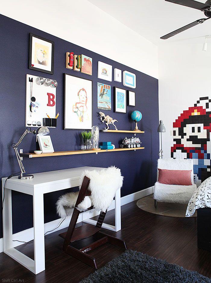 tween bedroom reveal 12 DIY projects