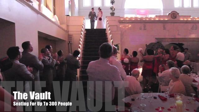 Video Of The Vault A Wedding Reception Site In Columbus Ohio