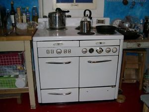 Vintage Electric 1950s Acme Stove | home | Pinterest | Stove oven ...