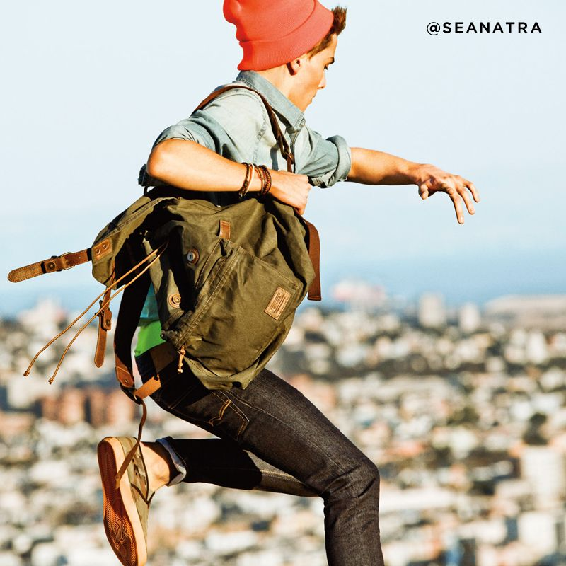 Meet Sean, a performer from Keene, NH and winner of American Eagle Outfitters Project Live Your Life.