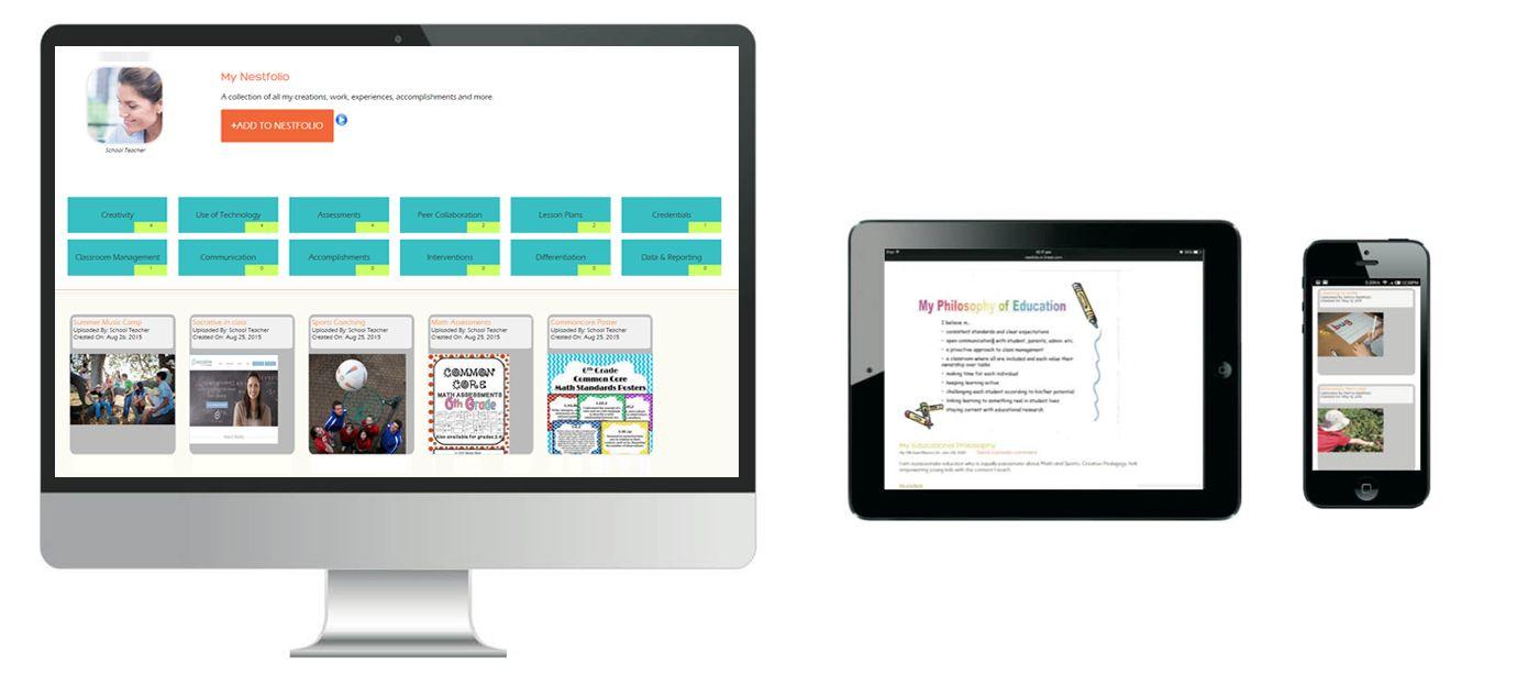 free website builder for teachers