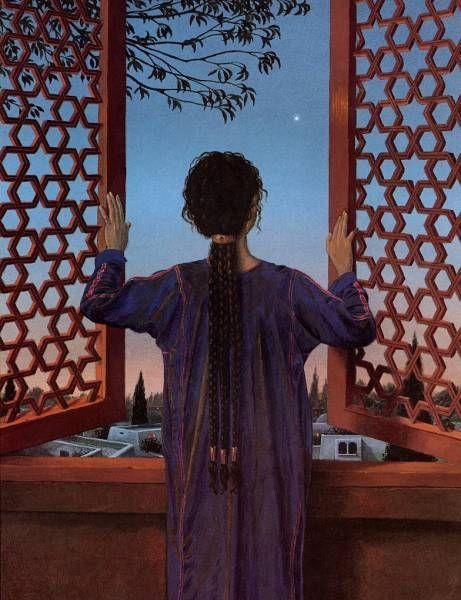 Wijngaard, Juan -from Esther's Story