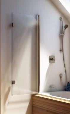 Flip Double Pivot Bath Shield | ArtistCraft.com