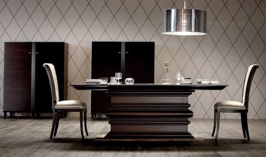 15 Moderne Esstische Von Top Luxus Möbel Marken | #luxus #esszimer #esstisch  #
