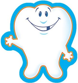Tooth The Gallery For Dental Teeth Clipart Clipartcow